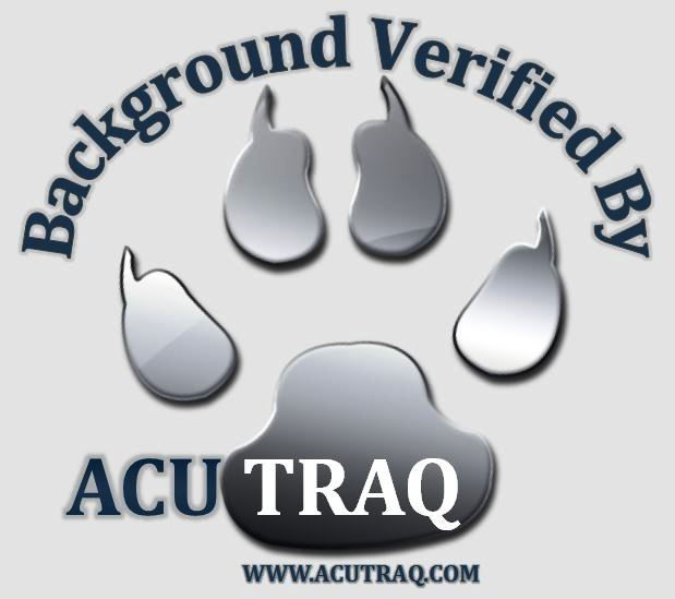background checked by Acutraq